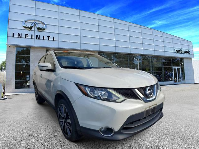 2017 Nissan Rogue Sport SL [8]