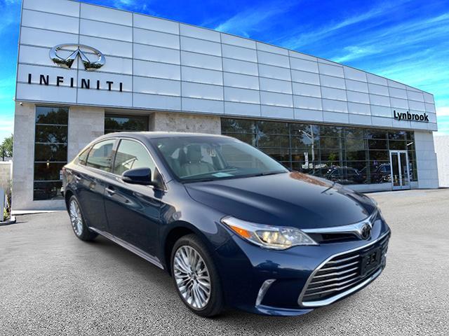 2018 Toyota Avalon Limited  LIMITED/ FORWARD COLL/BLINDSPOT/LANE DEP [6]