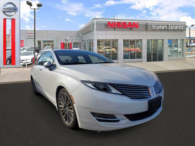 2016 Lincoln Mkz 4dr Sdn AWD [11]