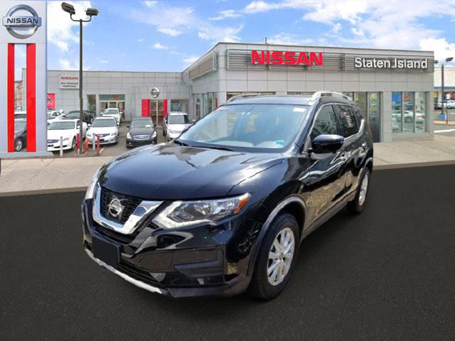 2018 Nissan Rogue AWD SV [13]