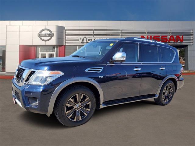 2017 Nissan Armada Platinum [17]