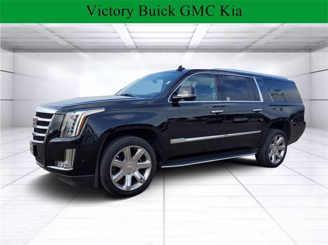 2020 Cadillac Escalade Esv Luxury [0]