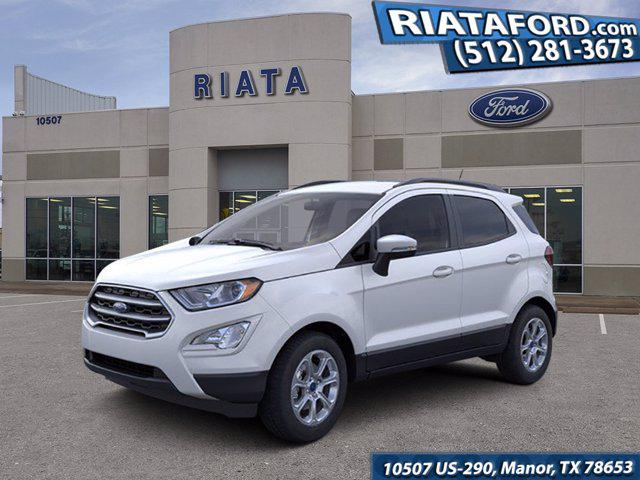 2021 Ford EcoSport SE for sale in Manor, TX