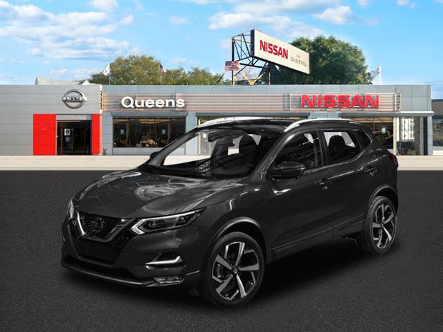 2020 Nissan Rogue Sport SV [9]