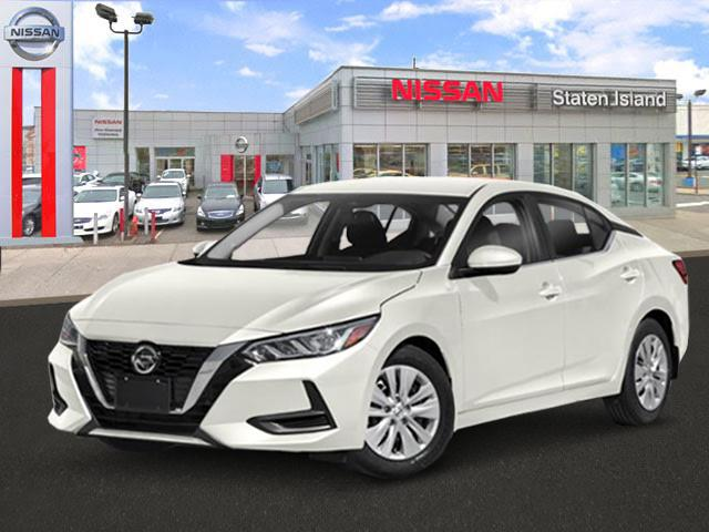 2020 Nissan Sentra SV [0]