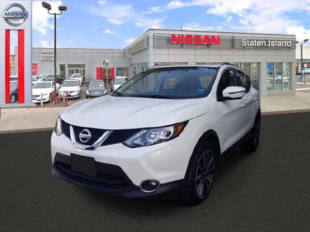 2017 Nissan Rogue Sport AWD SV [10]