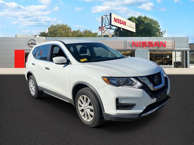 2018 Nissan Rogue AWD S [12]