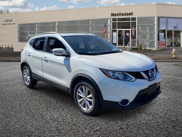 2017 Nissan Rogue Sport SV [15]
