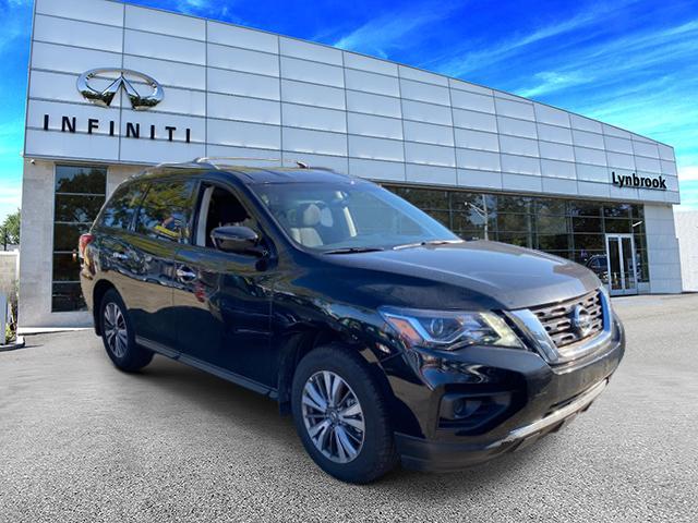 2019 Nissan Pathfinder S [20]