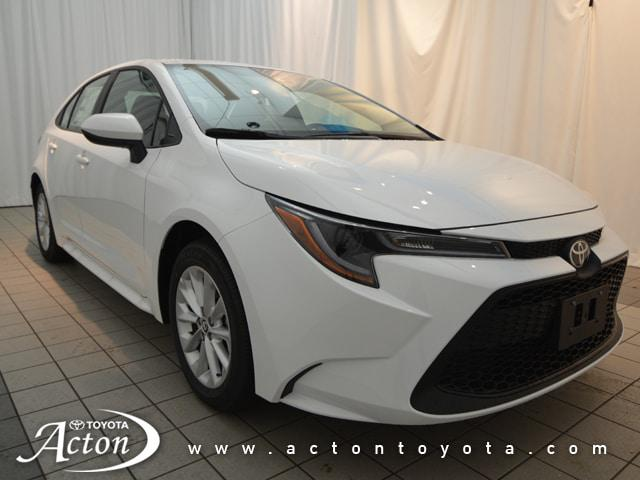 2021 Toyota Corolla LE for sale in Acton, MA