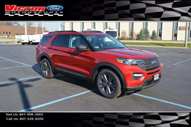2021 Ford Explorer XLT for sale in Wauconda, IL