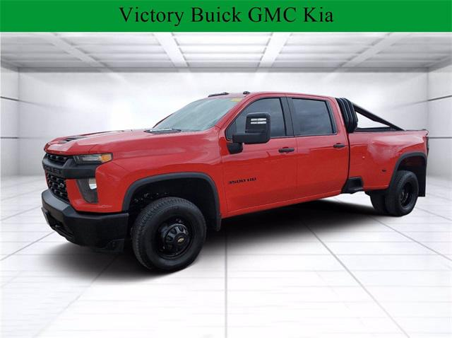 2020 Chevrolet Silverado 3500Hd Work Truck [0]
