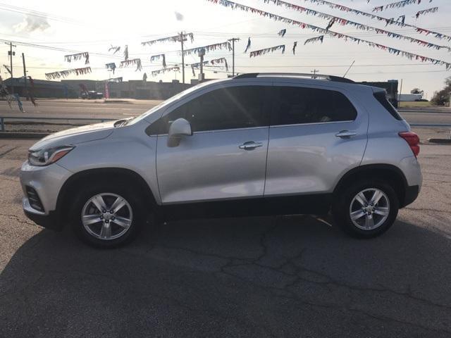 2018 Chevrolet Trax LT [6]