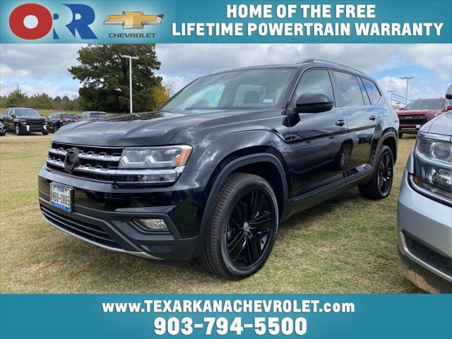 2019 Volkswagen Atlas 3.6L V6 SE w/Technology [9]