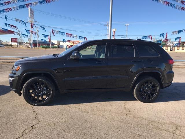 2019 Jeep Grand Cherokee Altitude [1]