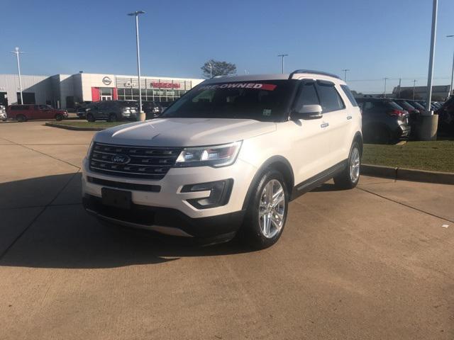 2017 Ford Explorer Limited [0]