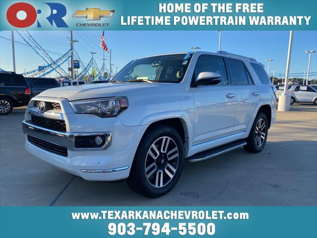 2014 Toyota 4Runner Limited [1]