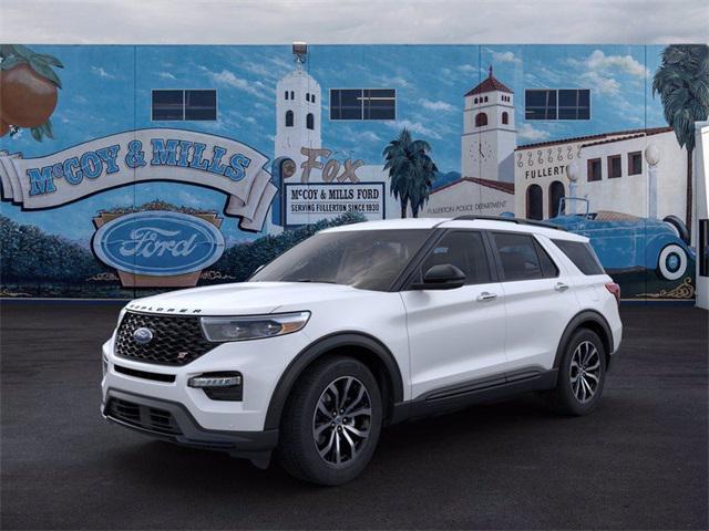 2021 Ford Explorer ST for sale in Fullerton, CA