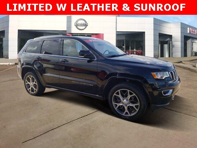 2018 Jeep Grand Cherokee Sterling Edition [17]
