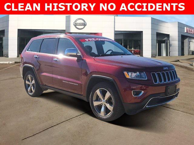 2016 Jeep Grand Cherokee Limited [8]