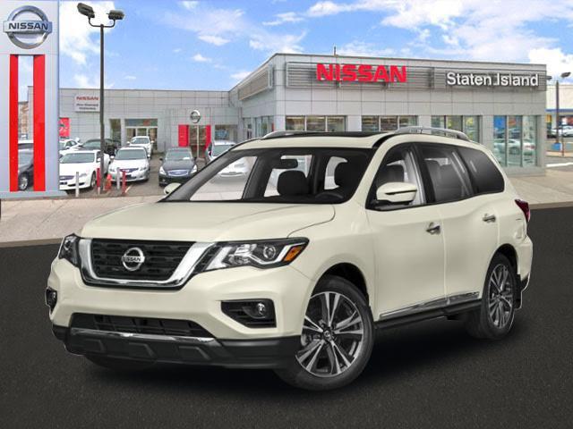 2020 Nissan Pathfinder Platinum [5]