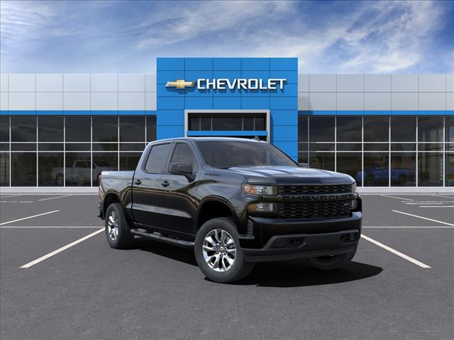 2021 Chevrolet Silverado 1500 Custom for sale in Imlay City, MI