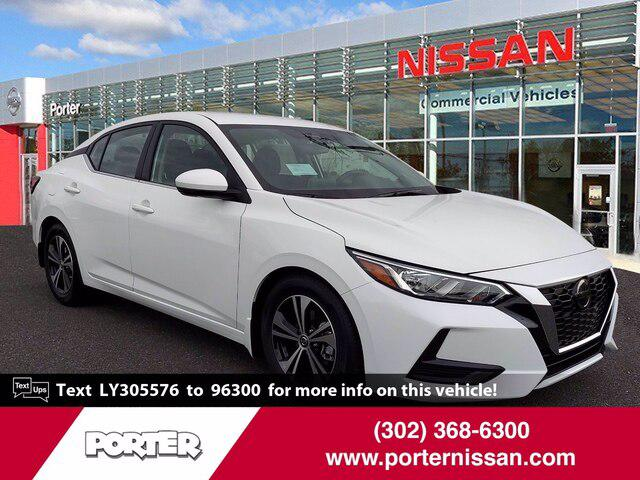 2020 Nissan Sentra SV for sale in Newark, DE