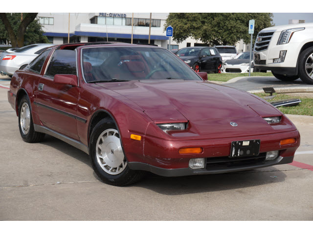Used NISSAN 300ZX 1987 CARDEALS.NET PLANO 2+2