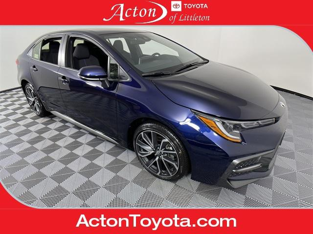 2021 Toyota Corolla SE for sale in Acton, MA