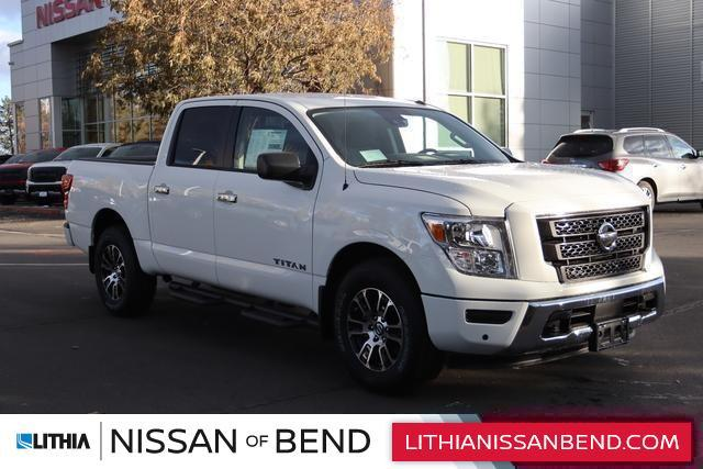 2021 Nissan Titan SV for sale in Bend, OR