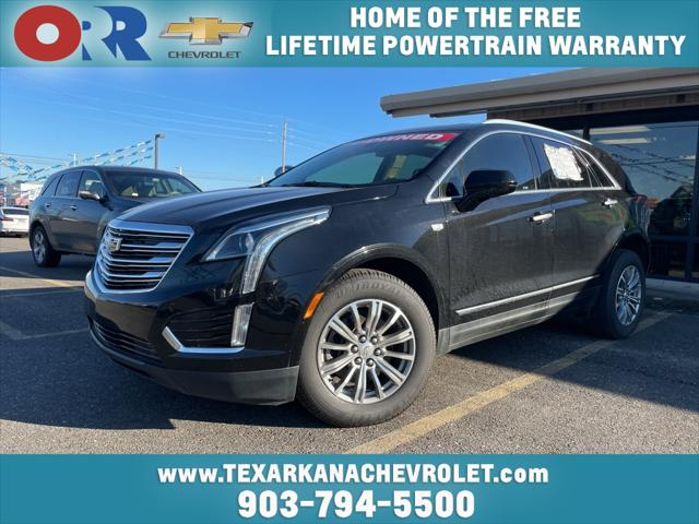 2017 Cadillac Xt5 Luxury AWD [0]
