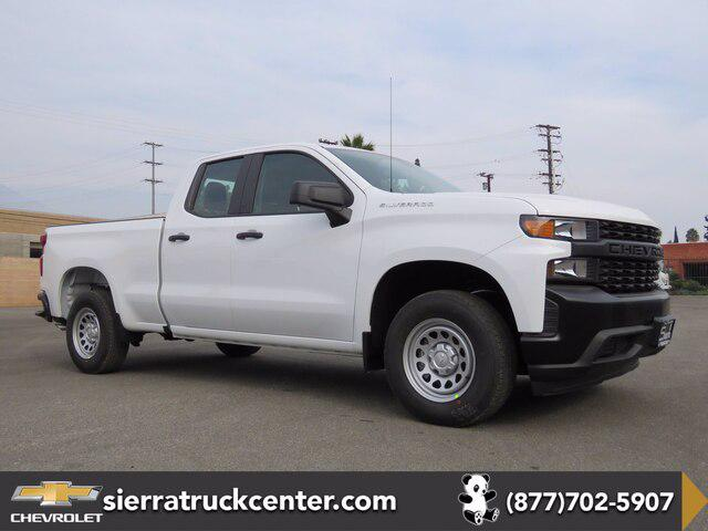 2021 Chevrolet Silverado 1500 Work Truck [1]