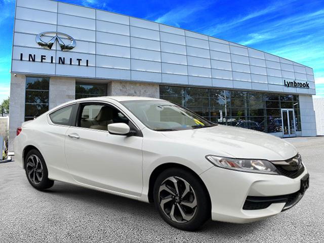 2016 Honda Accord Coupe LX-S [2]
