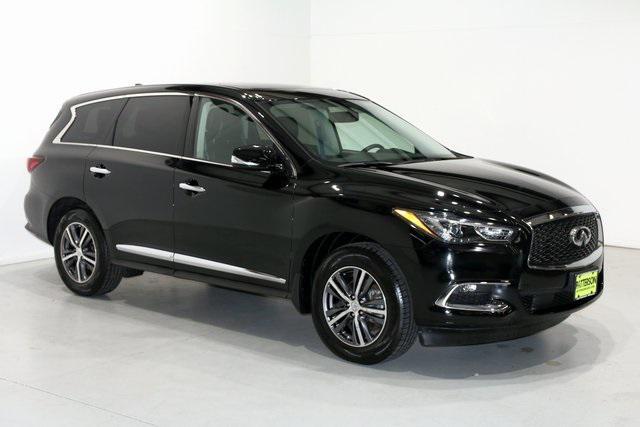 2017 INFINITI QX60 FWD [1]