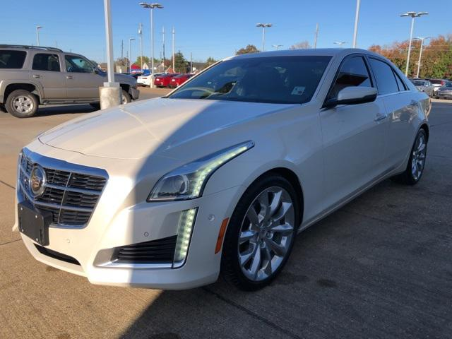 2014 Cadillac Cts Sedan Premium RWD [17]