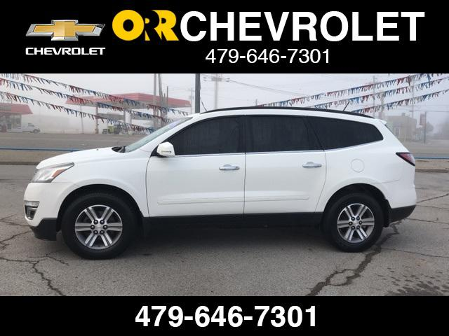 2015 Chevrolet Traverse LT [4]