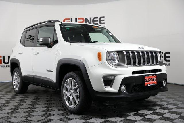 2021 Jeep Renegade Limited for sale in Gurnee, IL