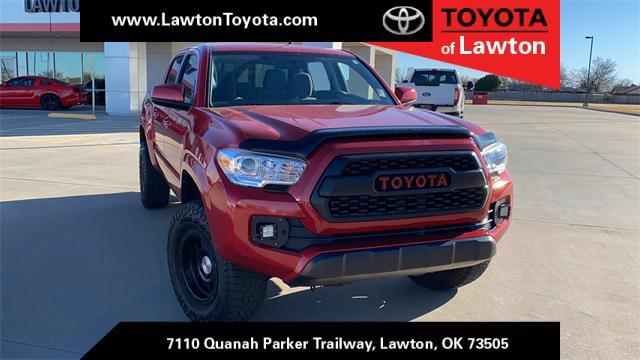2017 Toyota Tacoma SR [11]