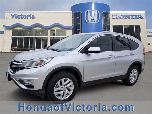 2016 Honda Cr-V EX-L [16]