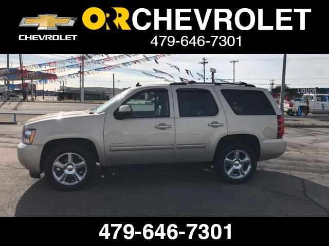 2011 Chevrolet Tahoe LT [4]