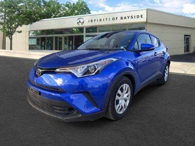 2019 Toyota C-Hr LE [12]