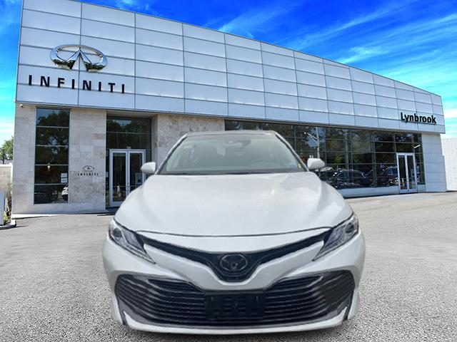 2018 Toyota Camry XLE [7]