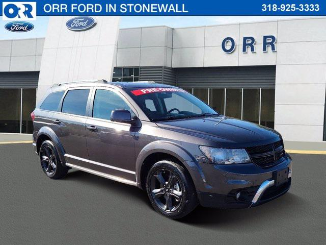 2018 Dodge Journey Crossroad [12]