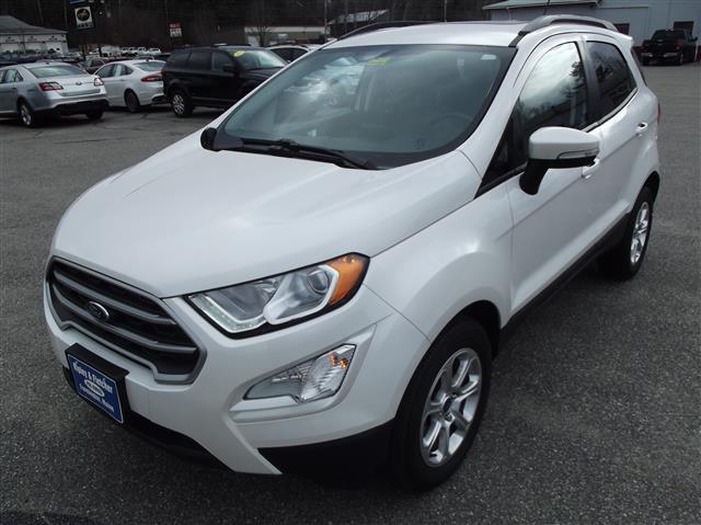 2019 Ford EcoSport SE for sale in Farmington, ME