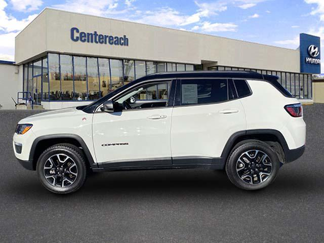 Pre Owned 2019 Jeep Compass Trailhawk Sport Utility in ...