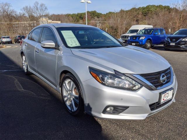 2017 Nissan Altima 3.5 SL for sale in Stafford, VA