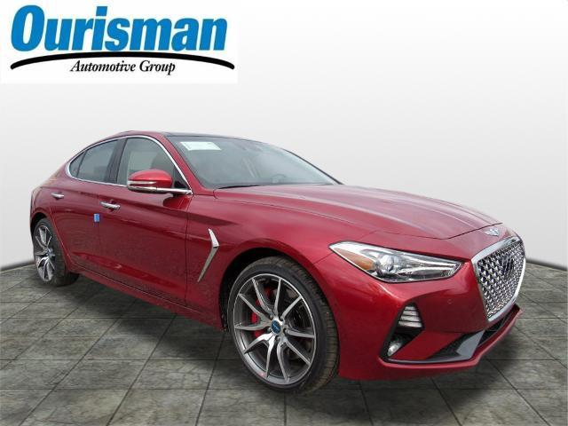2021 Genesis G70 3.3T for sale in Bowie, MD