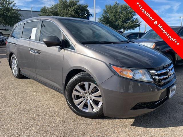 2014 Honda Odyssey EX-L [3]