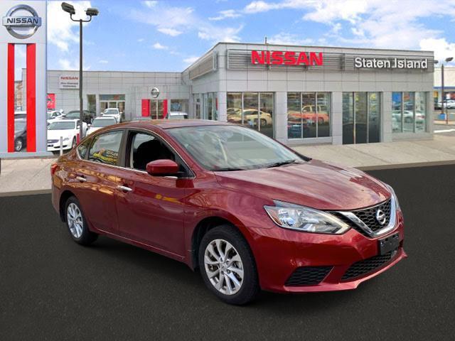 2019 Nissan Sentra SV [18]