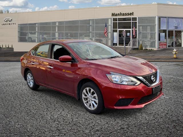 2019 Nissan Sentra SV [9]